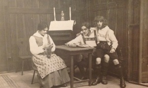 German POW Theatrical Production, Handforth