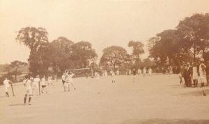 German POWs Playing Football, Handforth