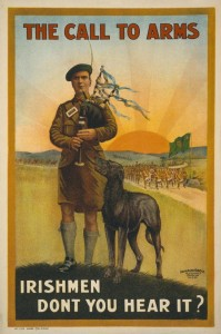 WWI Recruitment Poster, 1915