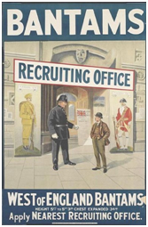 Bantam Recruiting Poster