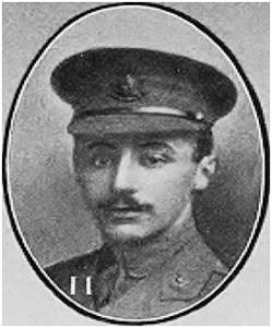 Captain Wilfrid Max Langdon