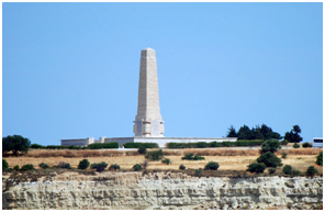 Cape Helles Memorial , Turkey