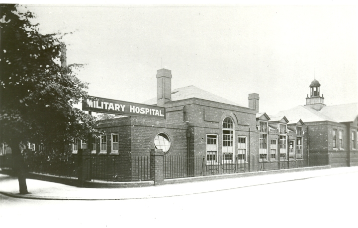Alexandra Park Military Hospital, Stockport