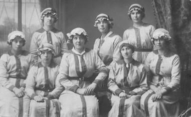 Brunner Mond Women Workers